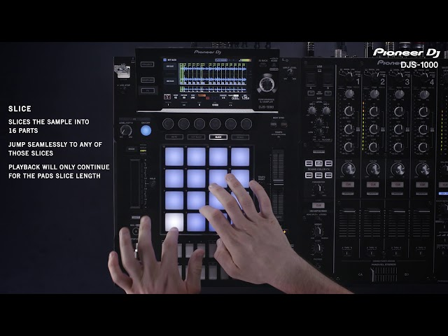 DJS-1000 Tutorial - Pad Modes