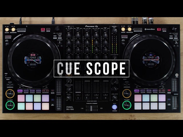 DDJ-1000 Tutorial - Cue Scope