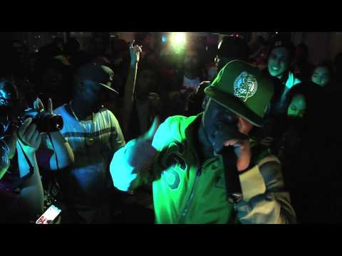 "Cam'ron performs ""Hey Ma"" and ""I Really Mean It"" live @ Boiler Room NYC / W Times Square Hotel #WDND"