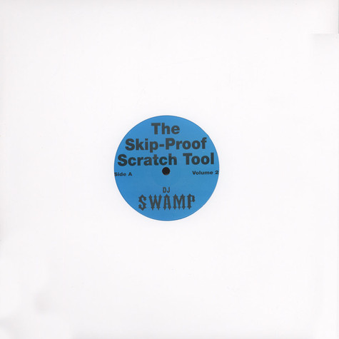 "DJ Swamp ‎– The Skip-Proof Scratch Tool Vol. 2 (12"") по цене 1 900 руб."