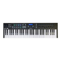 Arturia KeyLab Essential 61 Black Edition по цене 23 800 руб.