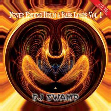 "DJ Swamp - Never ending drum and bass loops vol. 1 (12"")  по цене 1 900 руб."