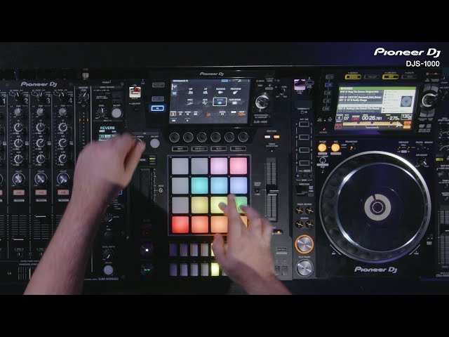 Marco Faraone's DJS-1000 Tips & Tricks: Filters And Effects