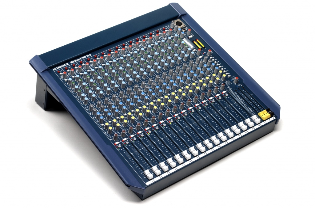 Allen & Heath MixWizard 3 16:2