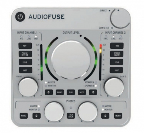 Arturia AudioFuse (space grey) по цене 45 990 руб.