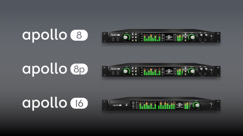 Universal Audio Apollo 8p по цене 158 400 руб.