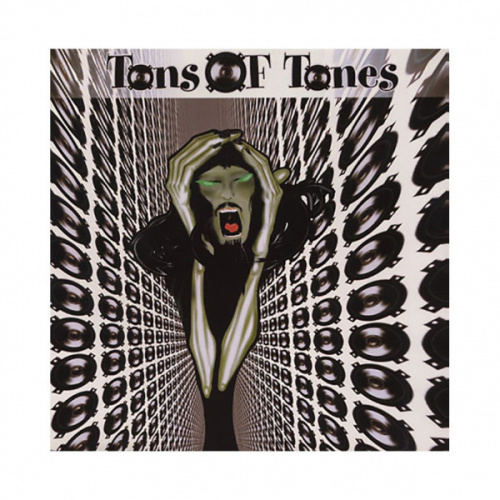 "DJ Swamp ‎– Tons of Tones (12"") по цене 1 900 руб."